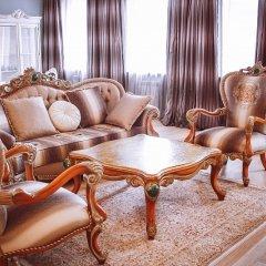 Гостиница Новомосковская интерьер отеля фото 6