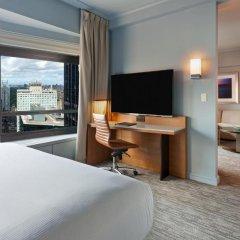 Отель New York Hilton Midtown 4* Представительский люкс с различными типами кроватей