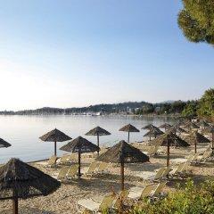 Отель Louis Corcyra Beach Корфу приотельная территория