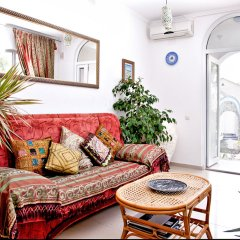 Гостиница Villa Casablanca комната для гостей
