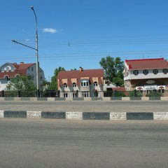 Гостиница в Тамбове вид на фасад