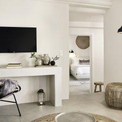 Отель Santo Maris Oia, Luxury Suites & Spa комната для гостей фото 3