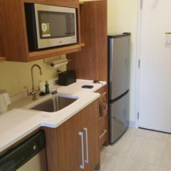 Отель Home2 Suites By Hilton Minneapolis Bloomington Блумингтон в номере фото 3