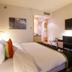 Гостиница Crowne Plaza Санкт-Петербург Аэропорт 4* Номер Клубный делюкс разные типы кроватей фото 4