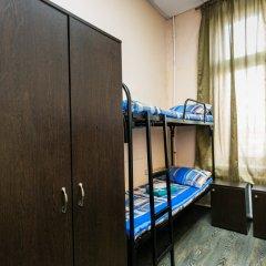 Хостел Хогвардс Кровать в мужском общем номере с двухъярусной кроватью фото 23