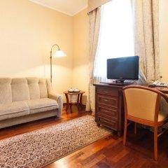 Гостиница Аркадия 4* Улучшенный номер разные типы кроватей фото 4