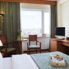 Гостиница Измайлово Дельта 4* Номер Бизнес класс премиум с различными типами кроватей фото 2