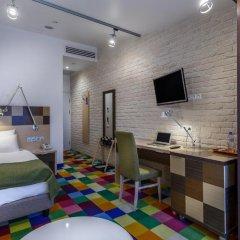 Спектр бизнес-отель Таганская 3* Улучшенный номер фото 2