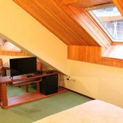 Гостиница Мелодия гор 3* Улучшенный номер разные типы кроватей фото 10