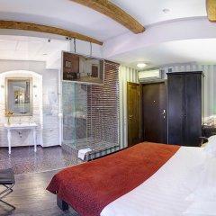 Бутик-Отель Росси 4* Улучшенный номер разные типы кроватей фото 5
