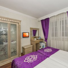 Istanbul Holiday Hotel Турция, Стамбул - 13 отзывов об отеле, цены и фото номеров - забронировать отель Istanbul Holiday Hotel онлайн комната для гостей фото 2