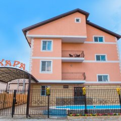 Hotel Buhara вид на фасад фото 2
