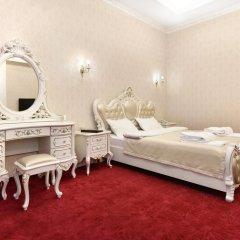 Гостиница Император Люкс с двуспальной кроватью фото 6