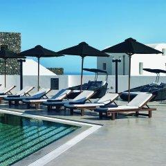 Отель Santo Maris Oia, Luxury Suites & Spa бассейн фото 4
