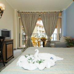 Atrium Beach Hotel & Aqua Park - All Inclusive комната для гостей фото 6