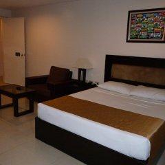 Отель Paragon Tower Hotel Филиппины, Манила - отзывы, цены и фото номеров - забронировать отель Paragon Tower Hotel онлайн комната для гостей фото 3