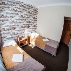 Хостел Хабаровск B&B Кровать в общем номере с двухъярусной кроватью фото 11