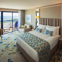 Titanic Beach Lara Турция, Анталья - 14 отзывов об отеле, цены и фото номеров - забронировать отель Titanic Beach Lara - All Inclusive онлайн комната для гостей