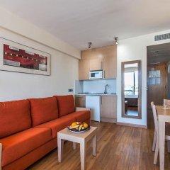 Отель Aparthotel Ponent Mar Улучшенная студия с различными типами кроватей