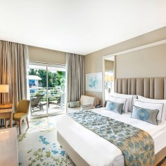 Отель Titanic Beach Lara - All Inclusive комната для гостей фото 3