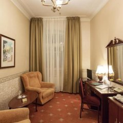 Отель Будапешт 4* Полулюкс улучшенный фото 3