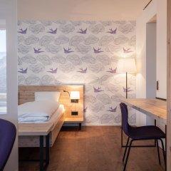 Отель Randolins Familienresort Швейцария, Санкт-Мориц - отзывы, цены и фото номеров - забронировать отель Randolins Familienresort онлайн комната для гостей фото 6
