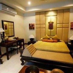 Отель Himmaphan Villa 4* Стандартный номер с различными типами кроватей фото 3