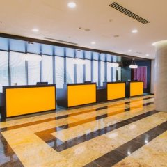 Гостиница DoubleTree by Hilton Tyumen интерьер отеля фото 3