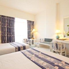 Отель Ambassador City Jomtien Pattaya (Garden Wing) На Чом Тхиан комната для гостей фото 2