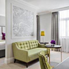 St. James' Court, A Taj Hotel, London 4* Представительский номер с двуспальной кроватью