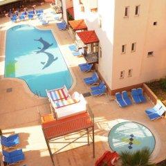 Blue Side Family Club Турция, Сиде - отзывы, цены и фото номеров - забронировать отель Blue Side Family Club онлайн бассейн фото 3
