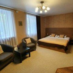 Гостиница Авеню Полулюкс с различными типами кроватей фото 2