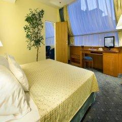 Отель Ramada by Wyndham Prague City Centre 4* Люкс с различными типами кроватей фото 2