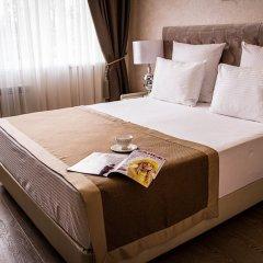 Мини-Отель Palazzo Стандартный номер с двуспальной кроватью