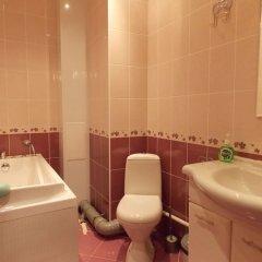 Отель Тройка Санкт-Петербург ванная фото 5