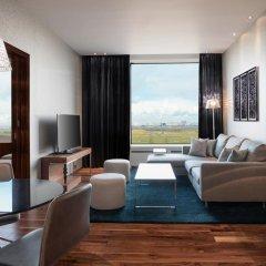 Hilton Saint Petersburg Expoforum Hotel 4* Представительский номер с различными типами кроватей фото 2