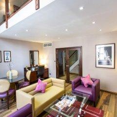 Отель Doubletree by Hilton London Marble Arch 4* Люкс-дуплекс с различными типами кроватей фото 5