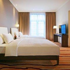 Гостиница Courtyard Marriott Sochi Krasnaya Polyana 4* Полулюкс с различными типами кроватей фото 2