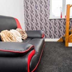 Trivelles Hotel Manchester - Cross Lane 2* Номер Делюкс с различными типами кроватей фото 4