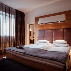 GLO Hotel Helsinki Kluuvi 4* Номер Комфорт
