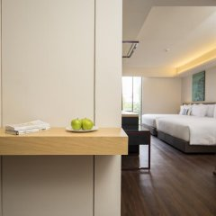 Отель Travelodge Sukhumvit 11 4* Номер Делюкс фото 9