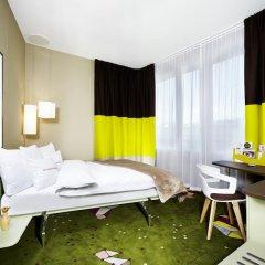 25hours Hotel Zürich West 4* Номер Silver с различными типами кроватей