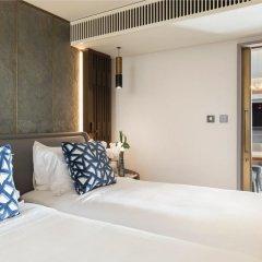 Отель Jumeirah Beach Дубай комната для гостей фото 9
