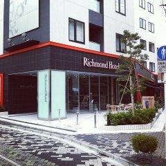 Отель Richmond Hotel Asakusa Япония, Токио - отзывы, цены и фото номеров - забронировать отель Richmond Hotel Asakusa онлайн вид на фасад фото 2