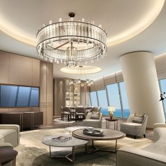 Отель Conrad Xiamen Китай, Сямынь - отзывы, цены и фото номеров - забронировать отель Conrad Xiamen онлайн интерьер отеля фото 2