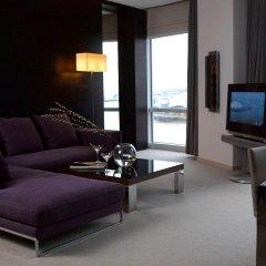 Отель Radisson Blu Edwardian New Providence Wharf 4* Апартаменты с различными типами кроватей