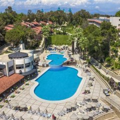 Отель Melas Holiday Village - All Inclusive бассейн фото 2