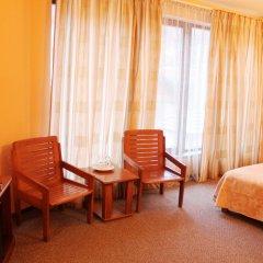 Гостиница Мелодия гор 3* Улучшенный номер разные типы кроватей фото 13