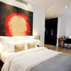 Отель Threadneedles, Autograph Collection by Marriott 5* Роскошный номер с различными типами кроватей фото 3