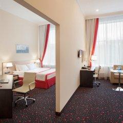 Принц Парк Отель 4* Люкс с различными типами кроватей